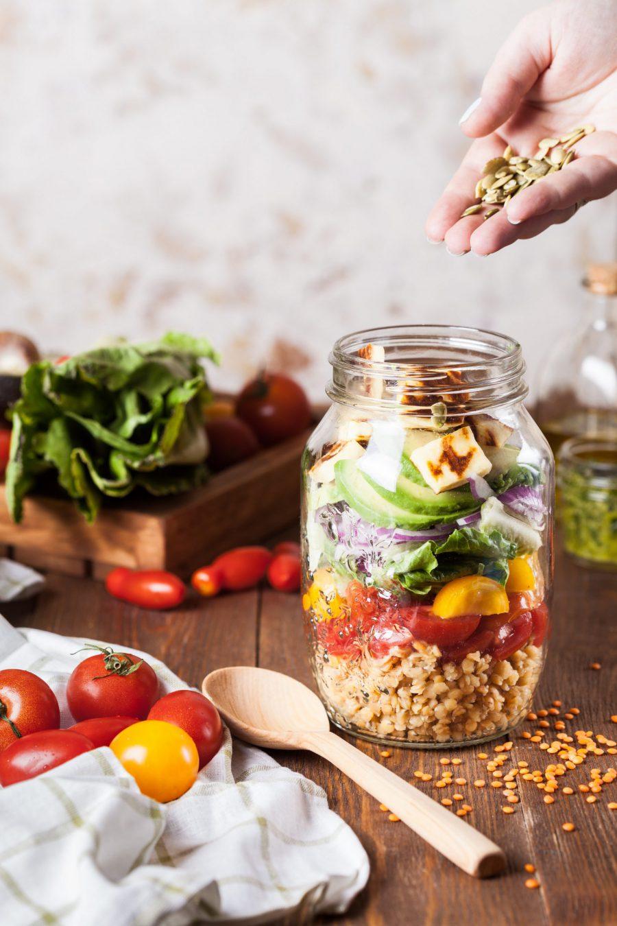 Wzmacniaj odporność z pomocą zdrowego jedzenia
