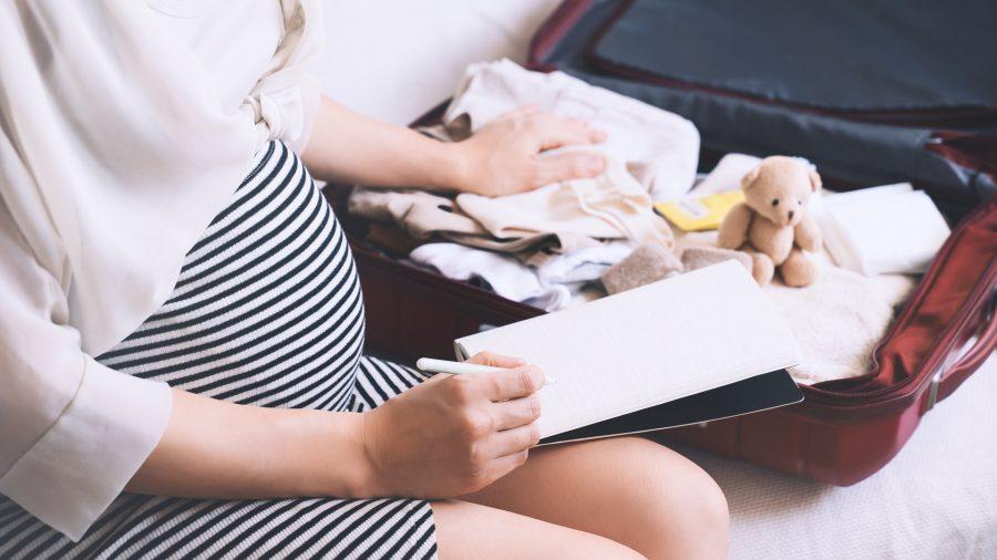 Wyprawka do szpitala: co musi znaleźć się w torbie do porodu?